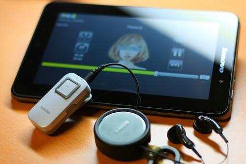 Bluetoothレシーバーの01TSQRAを接続