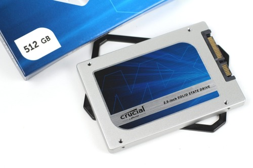 crucial MX100 CT512MX100SSD1レビュー