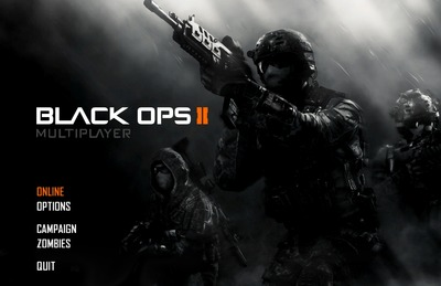 Call of Dut Black Ops 2