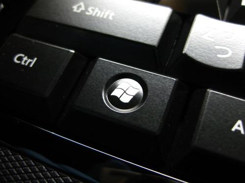 Windowsキーは付いてるが・・・