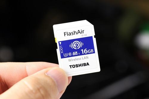 第4世代FlashAir