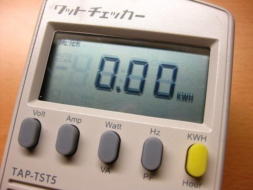 積算電力量
