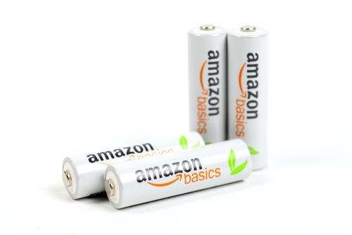 Amazonベーシック充電池