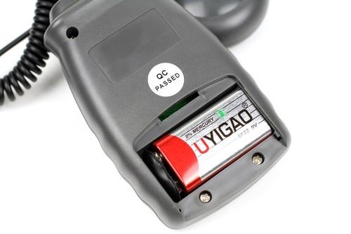 006P型の9V角型電池