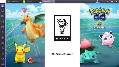 Pokemon Goを起動