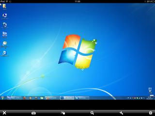 TeamViewer iPad a