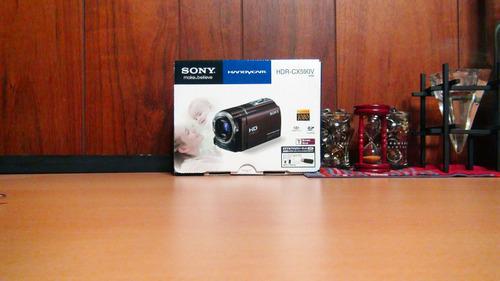HDR-CX590Vの広角26.8mm