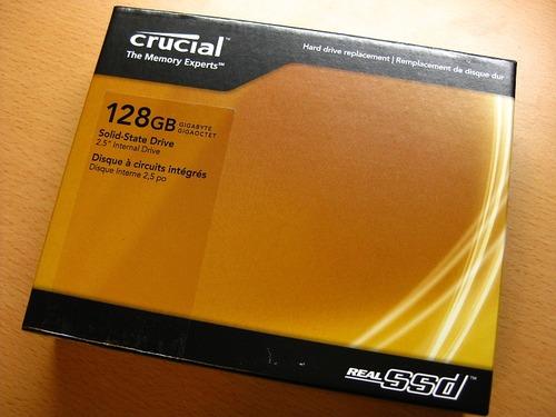 Crucial RealSSD C300 CTFDDAC128MAG