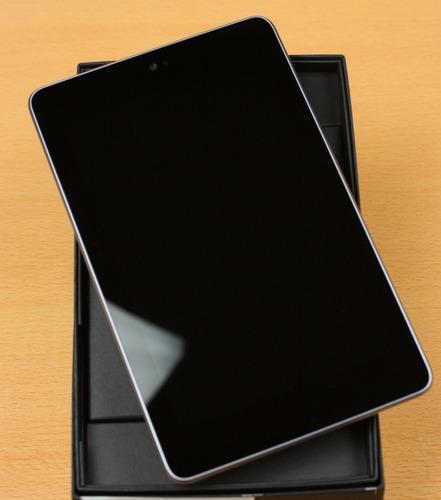 Nexus7 画面側