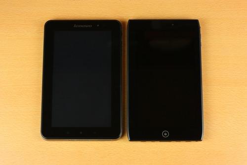 Acer ICONIA TAB A100 VS Lenovo IdeaPad Tablet A1