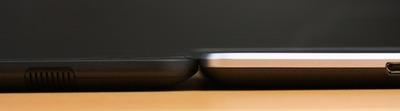 KindleFireHD対Nexus7厚み対決