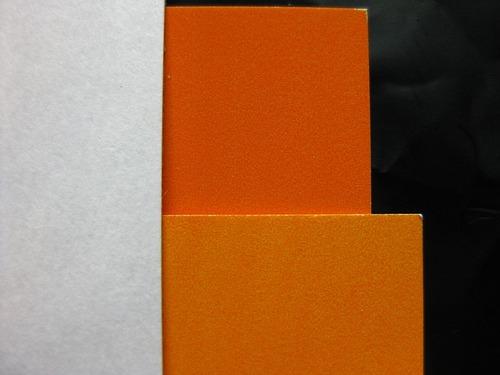 インクの発色比較