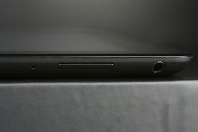 マイクロフォンとボリューム