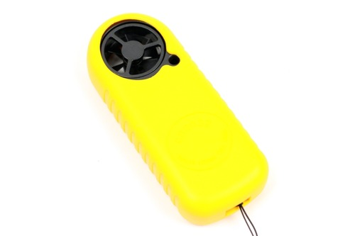 黄色のゴム製のカバー