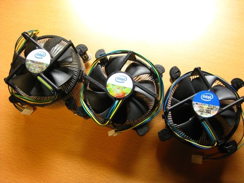 CPUクーラー比較