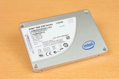 Intel SSD 330 Series SSDSC2CT120A3K5