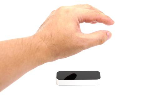 Leap Motionの使い方
