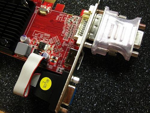 アナログRGB変換アダプタ