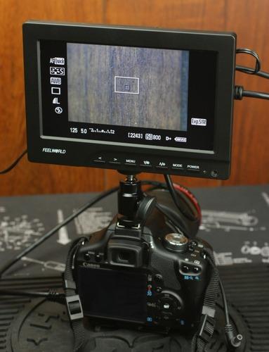 デジタル一眼レフカメラで使う