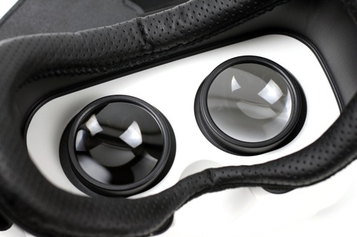 瞳孔間距離の調整