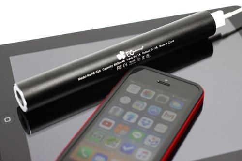 EC Technology 6000mAh モバイルバッテリー