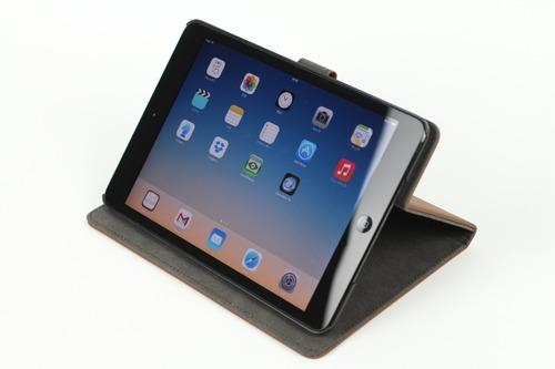 MOBILE STUDIO iPad mini ヴィンテージ風レザースタンドケース
