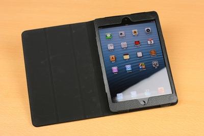 350円で買えるiPad miniケースは使えるのか