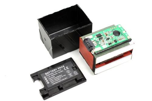 NP-FV70互換バッテリーを分解