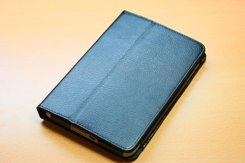 Lenovo IdeaPad Tablet A1用専用レザーケース