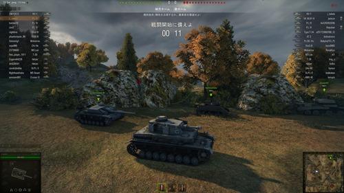 4号戦車はバランスがよい