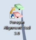 Paragon Alignment Toolの使い方1