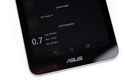 CPUの周波数