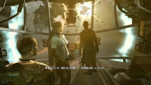日本語化したDead Space