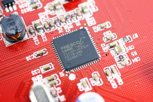 Fresco Logic FL1100EXホストコントローラー