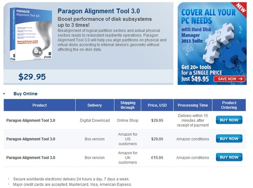 Paragon Alignment Toolの購入方法2