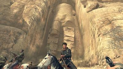 冷戦時代のアフガニスタン