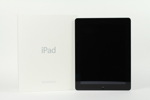 iPad Retinaディスプレイモデル認定整備品