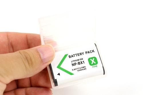 バッテリーケース付