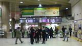 上野駅上越新幹線改札