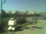 2008年4月の七条川端