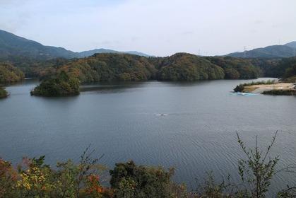山口県豊田湖