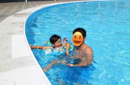 ソラージュのプール
