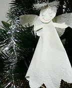 紙ナプキンの天使