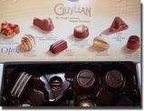 チョコレート後
