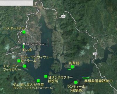 サンクラブリー地図140501