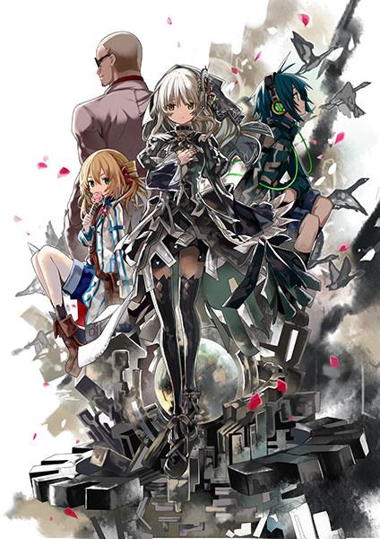 『クロックワーク・プラネット』TVアニメTBS・BS-TBSにて4月放送開始!