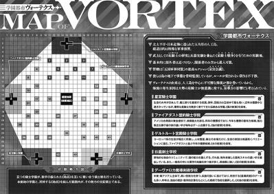 【1/31発売新シリーズ紹介】『ヴォーテクス学園戦記1』