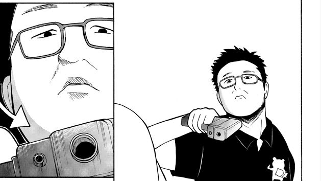 【上司のことは】『それゆけ!密着クン!!』#11【尊敬してます(キリッ】