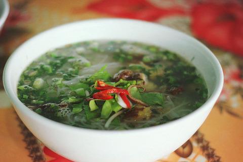 Đi ăn canh cá Thái Bình