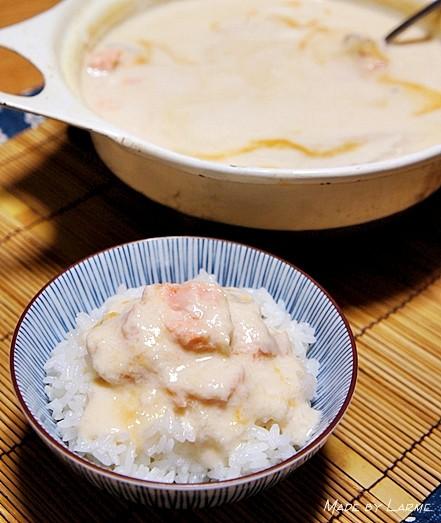 鮭の酒粕煮